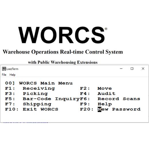 Lindner's worcs data secruity.
